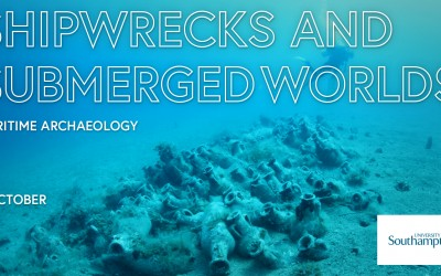 Shipwrecks and Submerged Worlds MOOC