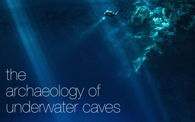 The Archaeology of Underwater Caves book published