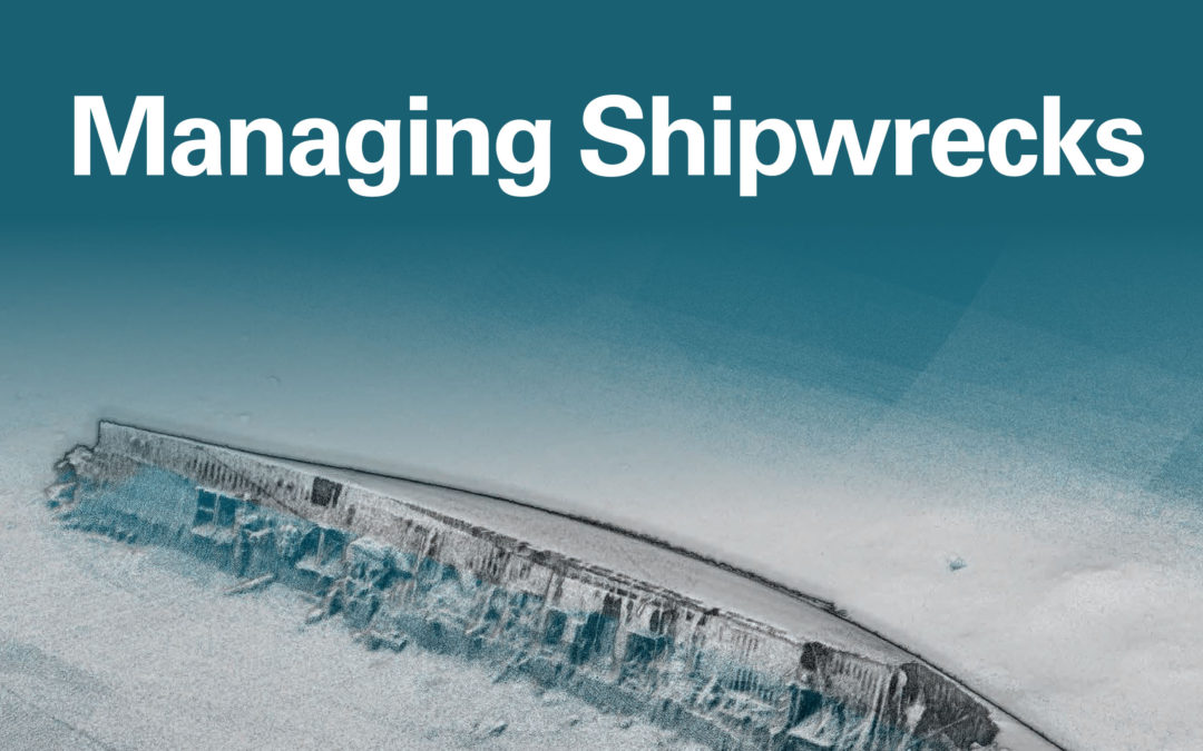 'Managing Shipwrecks' at the British Academy